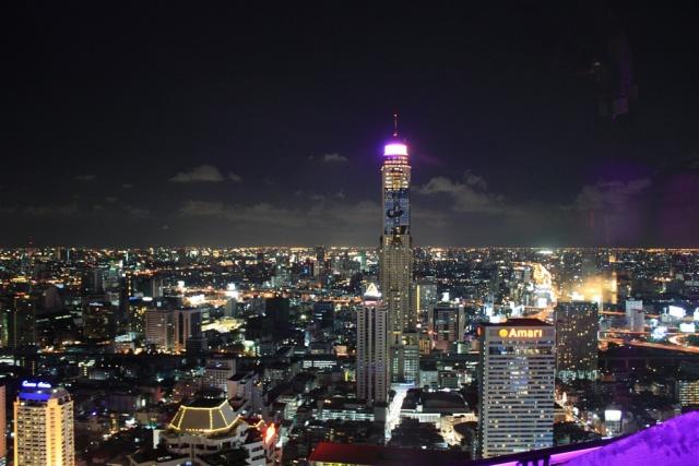 방콕 야경